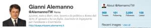 Profilo Alemanno