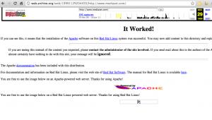 Mediaset.com 29 novembre 1999