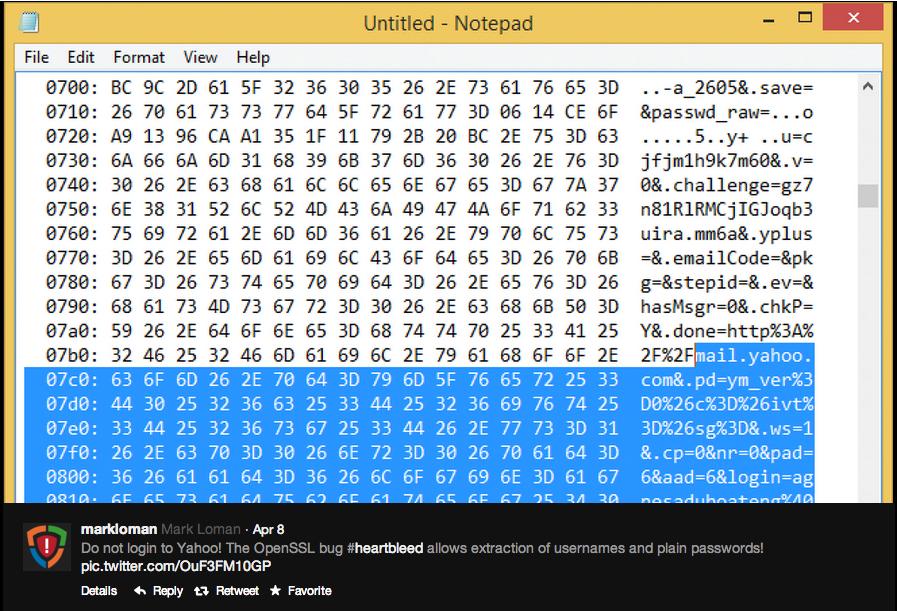 #heartbleed quali password devo cambiare?