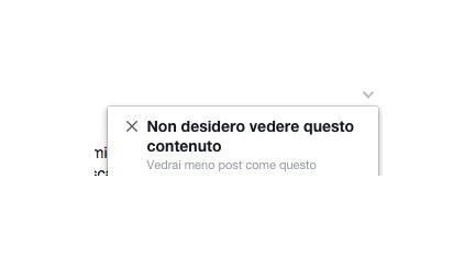 Come scegliere quali contenuti vedere su Facebook